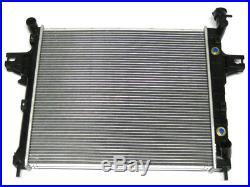 Jeep Grand Cherokee Wj Wj 01-04 4.7 V8 Eau Radiateur Neuf 52079883ab 52079883ac