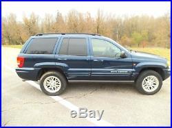 Jeep grand cherokee 2.7 L CRD de novembre 2001