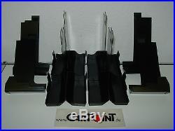 Jeu complet Déflecteur Moteur Porsche 911 3,3 TURBO 78-89 93010602301