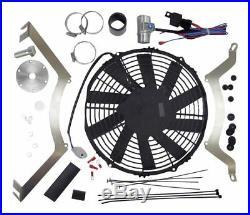 Kit conversion ventilateur électronique Revotec Triumph TR2, TR3, TR4 (B-TR2-4)