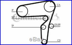 Kit de distribution+pompe à eau Alfa Romeo 159 1.9 JTDM 16V CONTITECH