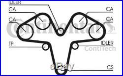 Kit de distribution pour Alfa Romeo Spider 3.0 V6 3.2 V6 24V CONTITECH