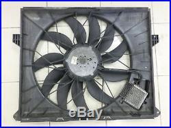 Mercedes W164 ML 320 3,0 CDI 165kW ventilateur radiateur Blowers 850W