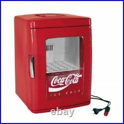 Mobicool Coca-Cola Mini Frigo Mf 25 12/230V Réfrigérateur 23L EEK A (A D)