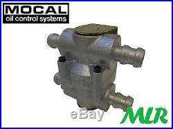 Mocal OT / 2 Refroidisseur d'HUILE télécommandé Thermostat 16mm 5/8 poussoir