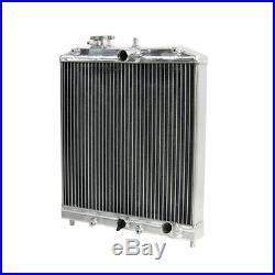 Moteur Aluminium Radiateur et Carénage Ventilateur Pour Honda Civic EG EK