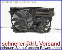 Moteur de ventilateur VW GOLF VI 2.0 TDI 6 1K0121207BC