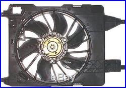 Moto-ventilateur RENAULT Megane II BM/CM/LM/KM 5/05- 1.5 dCi, Hatchback 828-1004