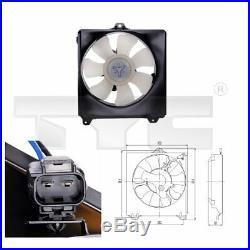 Moto-ventilateur TOYOTA Rav4 I (SXA1) 04/94-08/00 2.0 Ess SXA10 / SXA11 836-0007