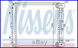 NISSENS Radiateur moteur Pour PORSCHE 911 BOXSTER MERCEDES-BENZ CLASSE M 63777
