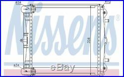 NISSENS Radiateur moteur Pour PORSCHE BOXSTER 911 63776