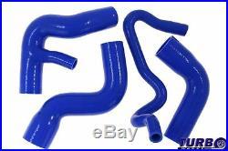 Neuf Sport Blue Silicone Hoses Kit Mg-sl-039 Vw Passat B5 1.8t 96-01