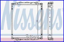 Nissens 67220A Radiateur fit MAN L 2000