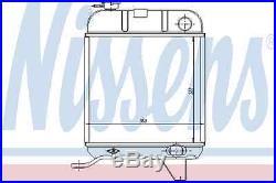 Nissens Radiateur 63460 Compatible avec avec Peugeot 404