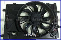 Nouveau! Ventilateur pour le Refroidissement Du Moteur Chevrolet Aveo T300 11-15