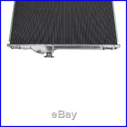 Noyau à 2 rangées Aluminium Radiateur Pour 1999-2005 Lexus Is200 Is300 2.0L 3.0L