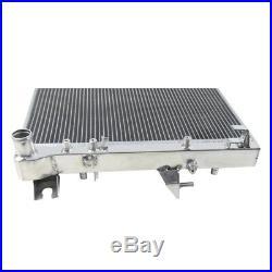 Noyau à 3 rangées Aluminium Radiateur Pour Jeep Wrangler 3.6L 3.8L 2007-2018