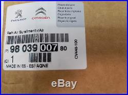 OEM Intercooler C3 II DS3 C3 Picasso HDI 9803900780 d'Origine Citroen