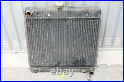 Original Radiateur Mercedes-Benz 300D Saloon W123 S123 C123 1235011201
