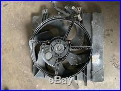 Original Ventilateur Radiateur de Refroidissement Moteur Fan Peugeot 1007