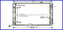 PRASCO AI2252 Radiateur, refroidissement du moteur