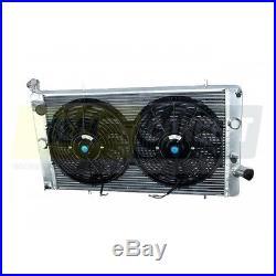 Pack radiateur Aluminium PEUGEOT 309 GTI 16S et 2 ventilateurs plats