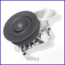 Pièce CONTITECH Pompe à L'Eau + Behr Thermostat + Glysantin BMW E90 E60 Diesel