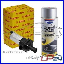 Pompe À Eau Chauffage Auxiliaire +spray Silicone Vw Transporter T4 70x Vento 1h
