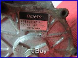 Pompe A Eau Jeep Cherokee 2008 2.7 418100-0013 1d16e Pièce Origine