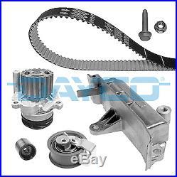 Pompe à l'eau + Kit courroie de distribution DAYCO KTBWP4153