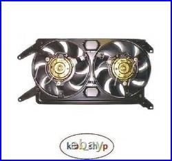 Pour Alfa Romeo 147GTA 3.2 2000 2010 Radiateur 2X Fan Moteur Cooling