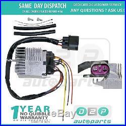 Pour Audi A6 4F2 Module De Commande, Ventilateur Électrique