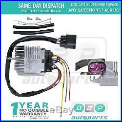Pour Audi A6 4F5 05-11 Ventilateur Électrique Module de commande Moteur