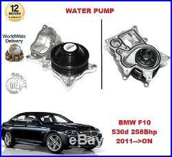 Pour BMW 530 D F10 258 Bhp 2011 Sur Eau Pompe