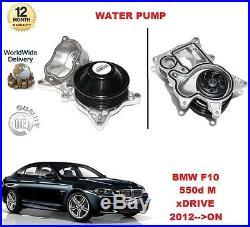 Pour BMW M 550 D Xd Rive F10 2012- Pompe Eau