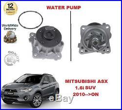 Pour Mitsubishi ASX 1.6 SUV 2010 Sur Eau Pompe