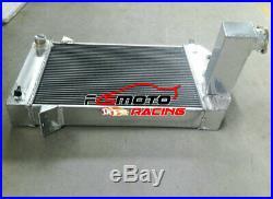 Pour Radiateur Triumph TR TR2 TR3 TR3A TR3B MT 1955-1962 2.0L LONG NECK