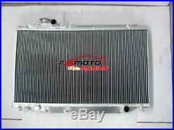 Pour Toyota Supra MK4 JZA80 2JZ-GTE Twin Turbo radiateur en aluminium manuel
