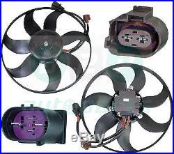 Pour VW Jetta Mk3 05-11 Radiateur Refroidissement Ventilateur Moteur