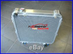 Pour le radiateur+Fan en aluminium KZN130 1KZ-TE 3.0 TD de Toyota Hilux 1993-96