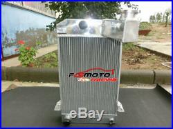 Pour le radiateur d'alliage d'aluminium du triumph TR2/TR3/TR3A/TR3B MT