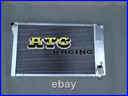 Pour radiateur en aluminium Chevy Corvette V8 à 3 rangées 1977-1982 1978
