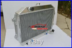 Pour radiateur en aluminium de 1970 à 1975 Nissan Datsun 240Z/260Z AT MT 71 72