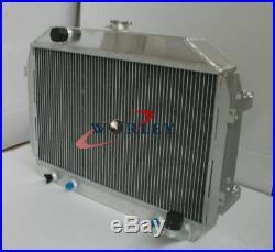 Pour radiateur en aluminium de 1970 à 1975 Nissan Datsun 240Z/260Z AT/MT 71 72