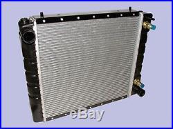 Protection 200TDI Radiateur btp1823s