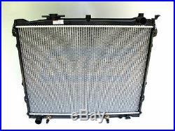Radiateur Pour Refroidissement Moteur, De Mazda Mpv 3.0 I