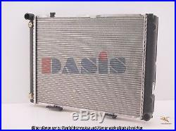 Refroidisseur D'eau Radiateur De Refroidissement Du Moteur Mercedes-benz 190