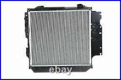 RIDEX Radiateur refroidissement du moteur JEEP WRANGLER II TJ