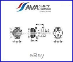 RTAK440 Compresseur, Climatisation (MARQUE AVA)