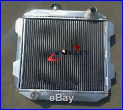 Radiateur Aluminium 56mm pour Ford Capri MK2 2600/2800 V6 1974-1977 MT 75 76 77